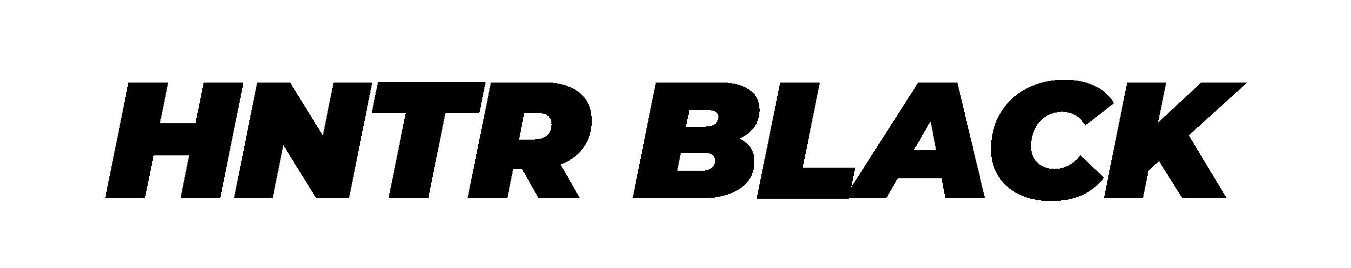 HNTR BLACK